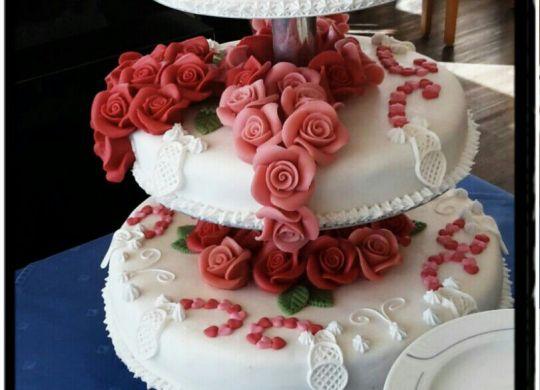 Hochzeitstorte Harsbargen